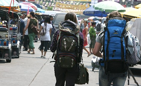Backpacking, When You Arrive