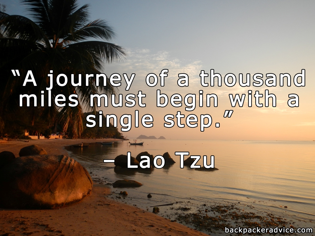 Quotes Journey List Of 101 Inspirational Travel Quotes