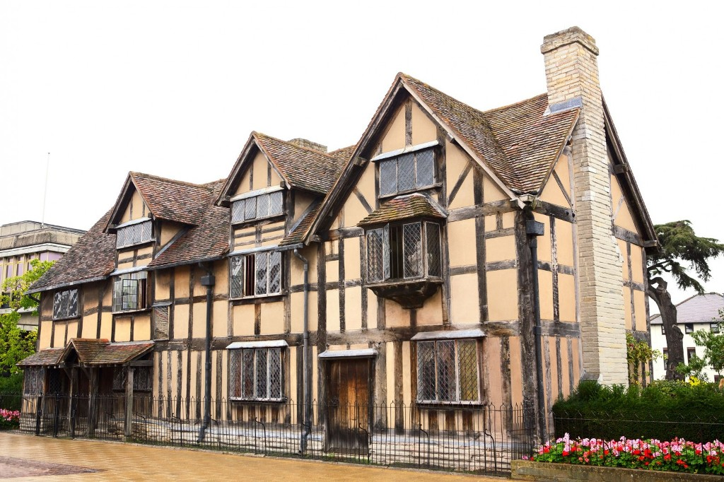 Stratford Upon Avon Shakespeare's birthplace