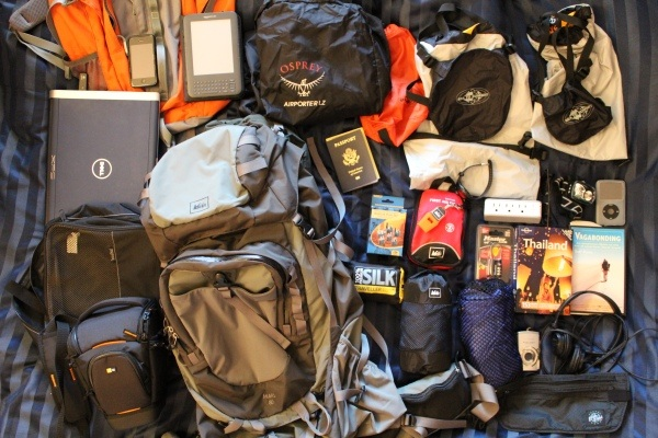 Travel Packing List What To Take Backpacking Around The World